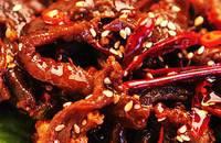 四川特产小吃香辣零食麻辣牛肉条自贡冷吃牛肉