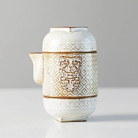 束氏陶瓷快客杯