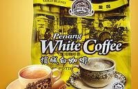 槟城咖啡树白咖啡