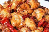 熟食品卤味肉类香辣鸡脆骨四川特产美食