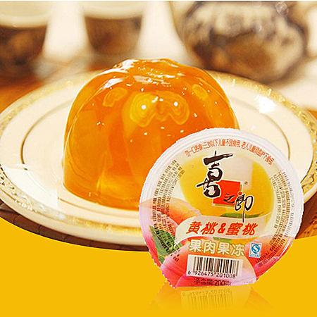 喜之郎什锦果肉果冻200g*10杯