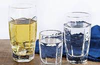 耐热玻璃饮水杯