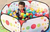 儿童波波球池(含球)