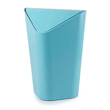 创意家用欧式转角废品桶