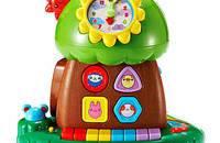 益智早教玩具 趣味小树 智慧电子琴