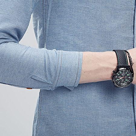 韩版修身时尚简约长袖衬衫