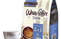 马来西亚原装进口无糖二合一速溶白咖啡