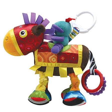 小马与骑士抱偶玩具