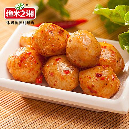 渔米之湘鱼蛋鱼丸