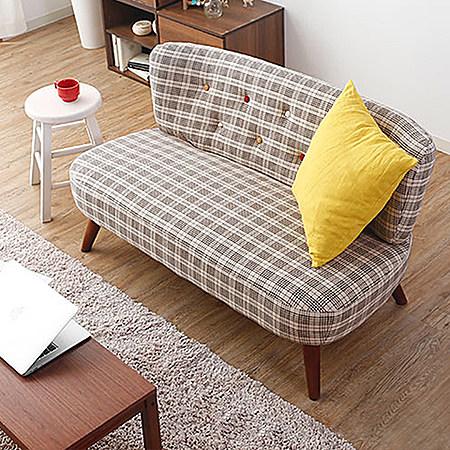 田园风布艺沙发
