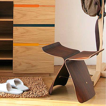 创意蝴蝶椅