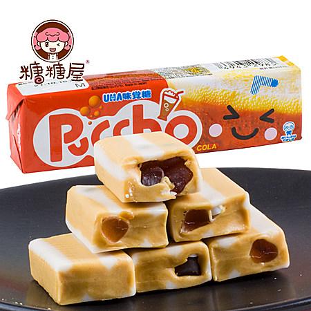 日本UHA 软糖可乐味