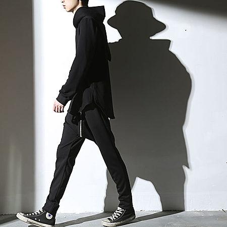 巫师帽套头卫衣