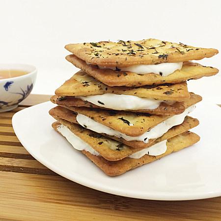 牛轧糖饼干夹心饼干