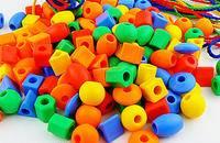 儿童积木绕珠串珠玩具