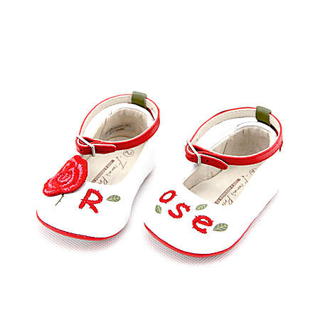 费儿的王子 女童学步鞋