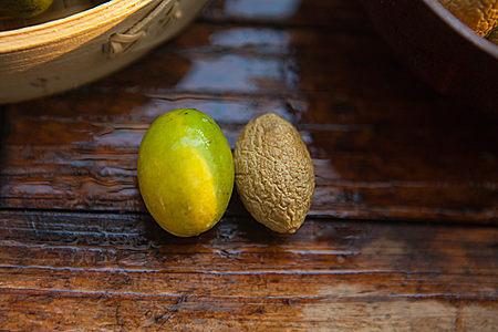 安泰橋 無添加 本地 甘草橄欖 甜味微酸