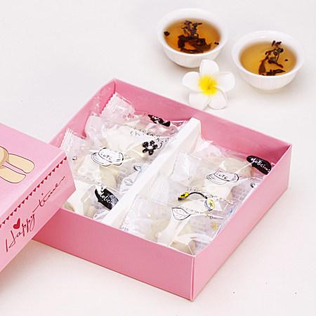 萌宠零食小点心 甜味草莓果酱夹心糕点 上海特产
