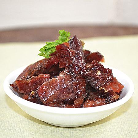 湖南湘西凤凰特产腊肉干 蜡肉肉脯熏肉