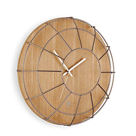 加拿大umbra鸟笼挂钟 客厅卧室壁钟 时钟