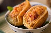 麻辣小龙虾月饼