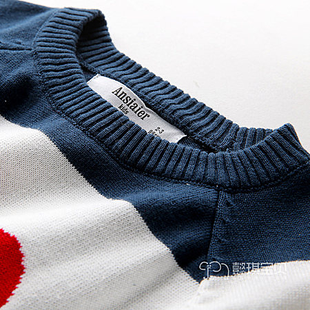 儿童韩版针织衫童装2017款冬装 宝宝毛衣冬线衣