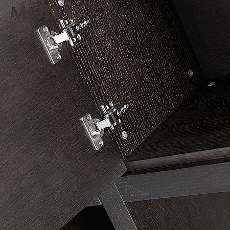 实木书架 极简线条 超大容量