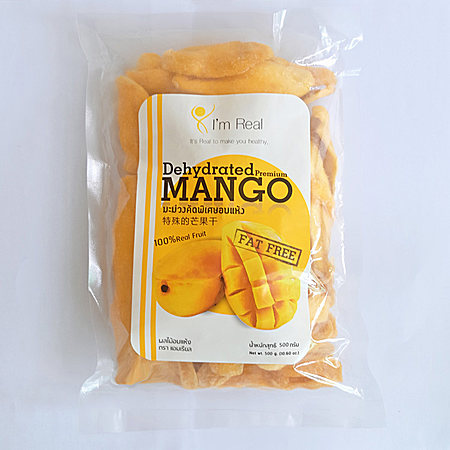 泰国特产芒果干