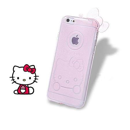 kitty猫苹果6手机壳