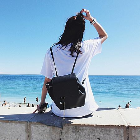 LA女孩惬意生活惹人羡