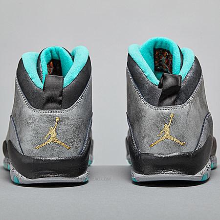 Air Jordan 10 Lady Liberty AJ10 自由女神