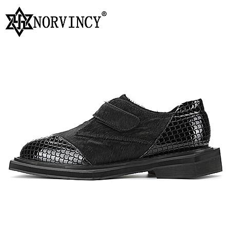 NORVINCY/诺凡希 马毛靴