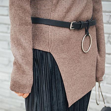 时尚圆环腰带