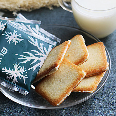日本白色恋人饼干