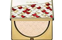 日本 Albion 限量版蜜粉