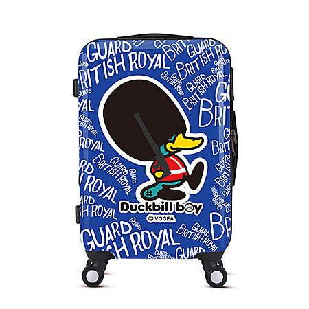 潮酷卡通旅行箱
