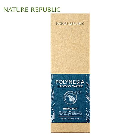 自然乐园波利尼西亚补水保湿爽肤水