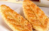 韩国乐天酥皮叶子饼干