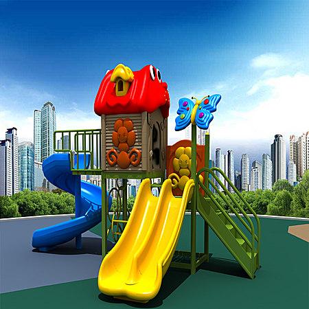 大型兒童樂園系列滑梯