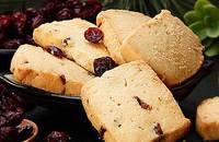 甜蜜森林抹茶蔓越莓曲奇饼干