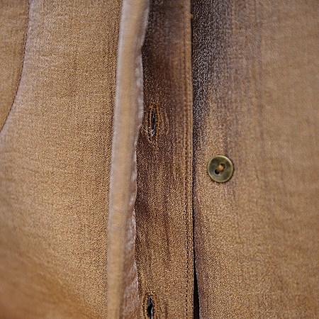 復古民族風棉麻外套