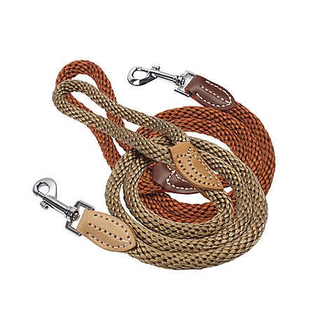 宠物用品狗链子优质尼龙P链狗狗牵引绳带狗绳子