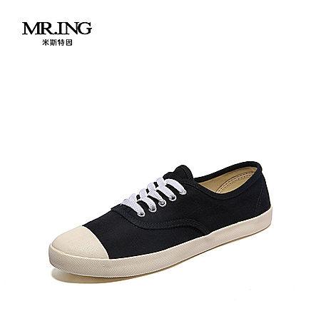 圆头素面低帮鞋韩版软底休闲鞋时尚板鞋布鞋