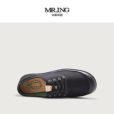 新款夏季新款帆布鞋男 休闲鞋达喀尔男士布鞋潮