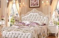 歐式床白色實木床歐式雙人床皮床歐式床公主床