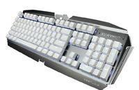 狼派 玄武背光金属悬浮红茶青黑轴游戏机械键盘