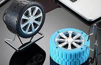 轮胎迷你USB低音炮家用影响