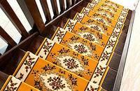防滑楼梯地毯