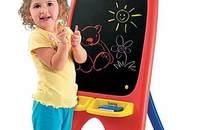 单面大画板   优质儿童画架黑板