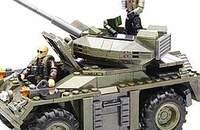 使命召唤 悍马装甲车模型